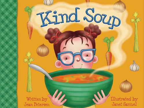 Book Cover: Kind Soup by Jean Petersen