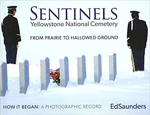 Cover of Sentinels by Ed Saunders, member-owner at This House of Books, your community-owned, independent bookstore and tea shop in downtown Billings, Montana