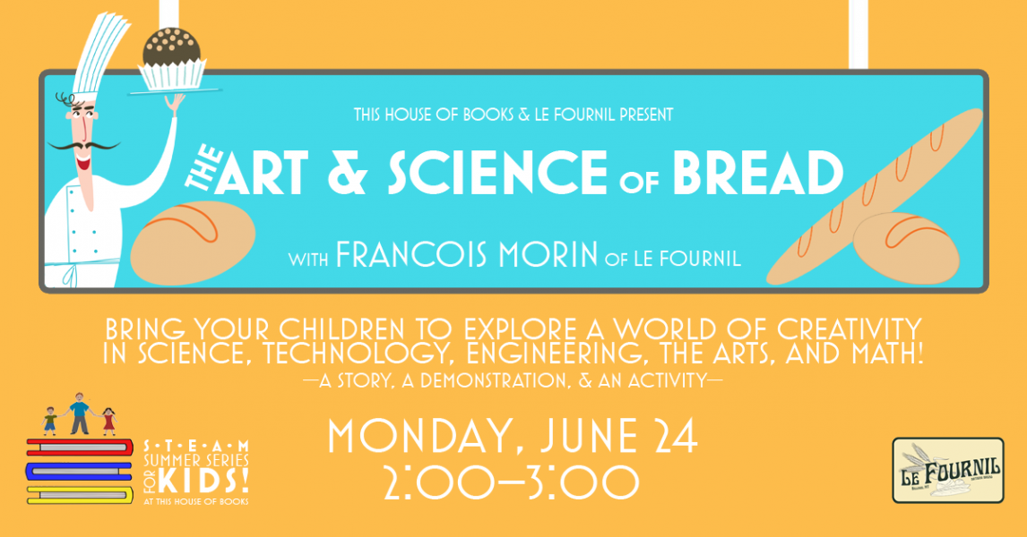 Summer Series for Kids at This House of Books, your member-owned, independent bookstore & tea shop in downtown Billings, Montana