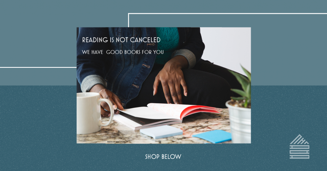 Reading is not cancelled. Shop at This House of Books, your member-owned, indie bookstore & tea shop in downtown Billings, Montana
